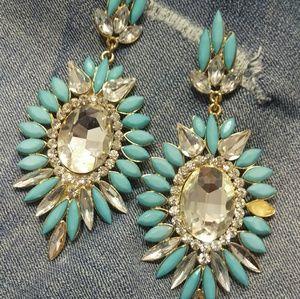 🗯🗯Bargain bling! Wow earrings!